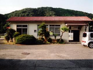 備後安田駅駅舎