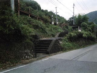 長谷駅入口
