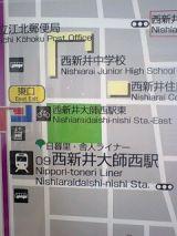 西新井大師西駅東